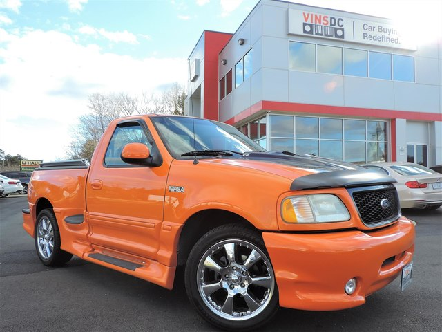 Pre-Owned 2003 Ford F-150 BOSS 5.4