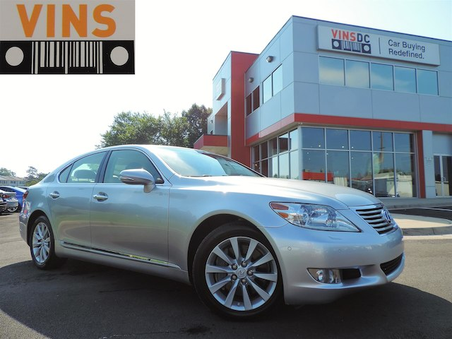 Pre Owned 2010 Lexus LS 460 AWD NAVIGATION MARK LEVINSON SOUND