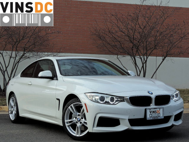 PreOwned BMW I XDrive AWD COUPE NAVIGATION M SPORT TECH - 435i bmw coupe