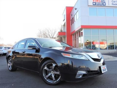 Pre-Owned 2010 Acura TL 3.7 SH AWD SPORT PACKAGE