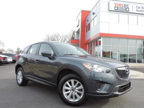 Pre-Owned 2013 Mazda CX-5 SPORT SKYACTIVE TECHNOLOGY