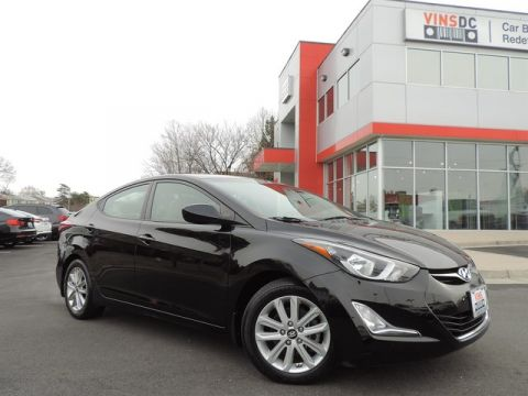 Pre-Owned 2014 Hyundai Elantra SE PREFERRED PACKAGE