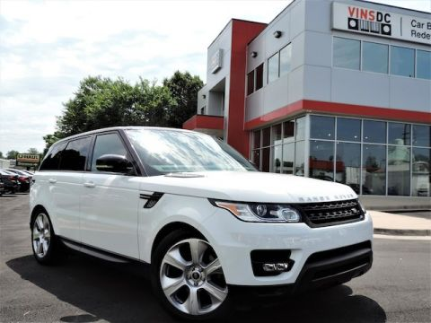 Pre-Owned 2015 Land Rover Range Rover Sport 3.0L V6 HSE LIMITED EDITION 21 WHEELS""