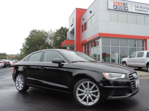 Pre-Owned 2015 Audi A3 2.0T QUATTRO PREMIUM PLUS